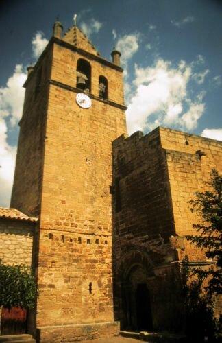 Torre de San Nicolás de Bari